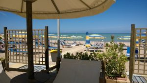 Realx Beach Bagni Hermes Torrette di Fano