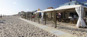 Spiaggia Bagni Hemes Torrette di Fano