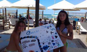 spiaggia a Fano per famiglie con bambini