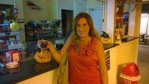 Notte Viola ai Bagni Hermes Torrette di Fano